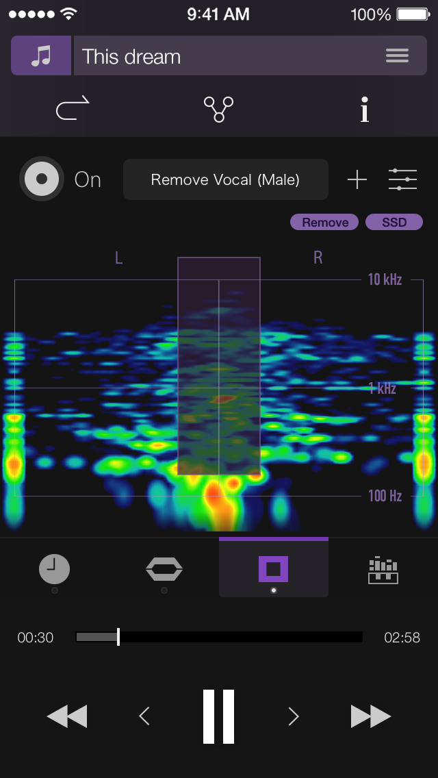 PSOFT Audio Player 活用法 〜カラオケトラック製作編〜 画像3個目