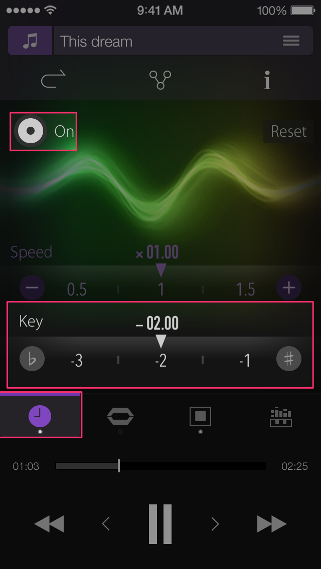 PSOFT Audio Player 活用法 〜カラオケトラック製作編〜 画像5個目