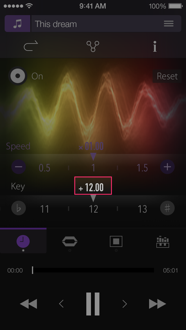 PSOFT Audio Player 活用法 〜ボイスチェンジ編〜 画像2個目