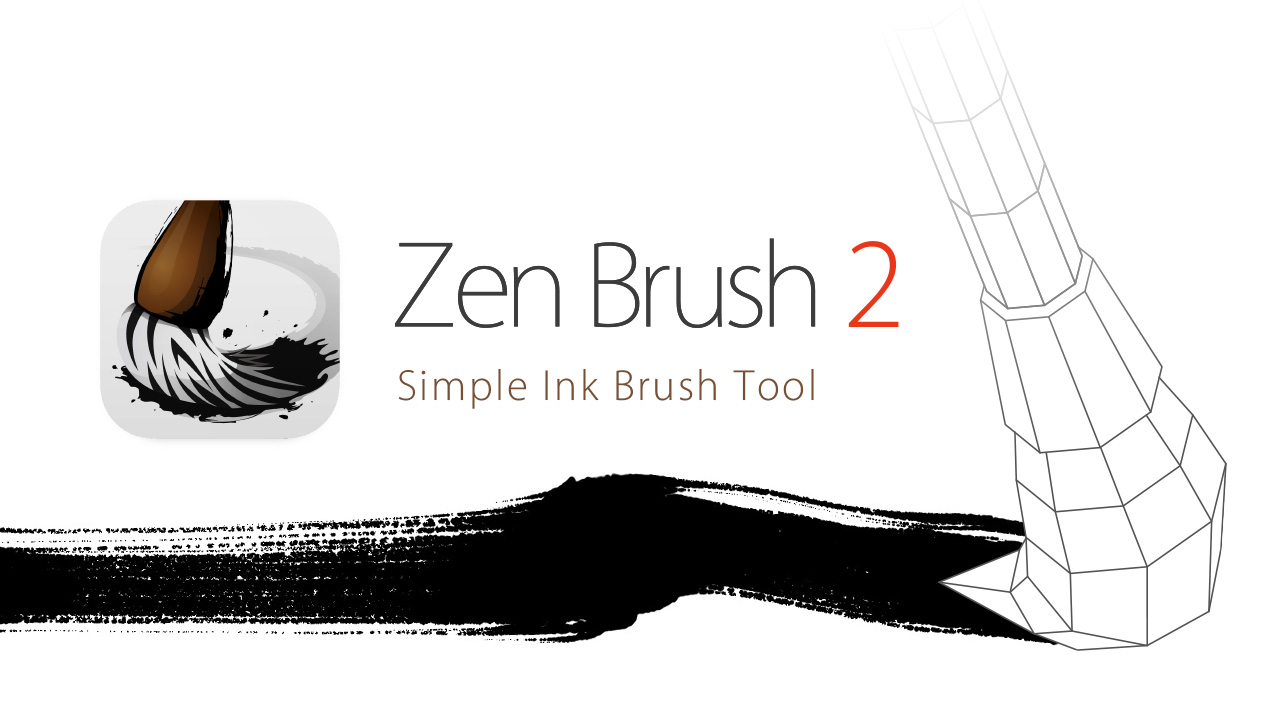 zenbrush2 drawing system catch